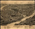 Bird's eye view of Sherbrooke, P.Q. LOC 95684855.tif