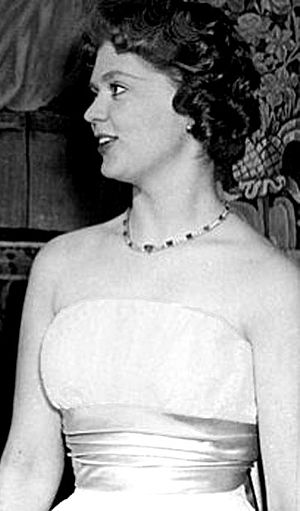 Princess Birgitta of Sweden - Princess Birgitta in 1958