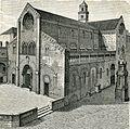 Bitonto prospetto della cattedrale incisore anonimo 1898.jpg