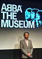 Björn Ulvaeus during Opening of ABBA- The Museum 2013.jpg