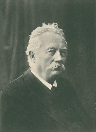Björn M. Ólsen - Björn M. Ólsen, about 1900