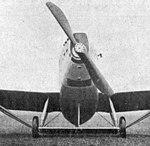 Blériot 111-1 front L'Aéronautique April,1929.jpg