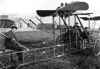 Blériot XIII - Image: Blériot XIII monoplane circa 1911