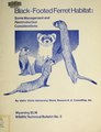 Black-footed ferret habitat - some management and reintroduction considerations (IA blackfootedferre41forr).pdf