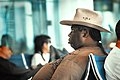 Black male donning a cowboy hat.jpg