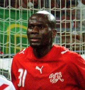 FC Twente - Blaise Nkufo, with 114 goals, is the club's all-time top scorer.