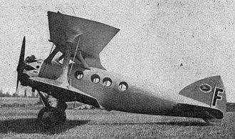 Blériot-SPAD S.56 - Image: Bleriot SPAD S.56 L'Aéronautique December,1926
