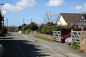 Blissoe Road, Carnon Downs - geograph.org.uk - 149060.jpg