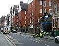 Bloomsbury Ambulance Station, Herbrand Street, London WC1 - geograph.org.uk - 731567.jpg