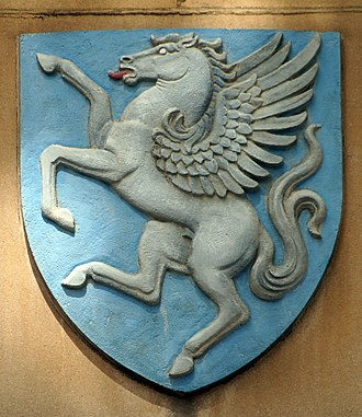 Inner Temple - Arms of the Inner Temple