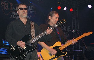 Occult rock - Blue Öyster Cult performing in 2006.