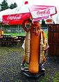 Bob's Weiner Stand Mascot (33297652460).jpg