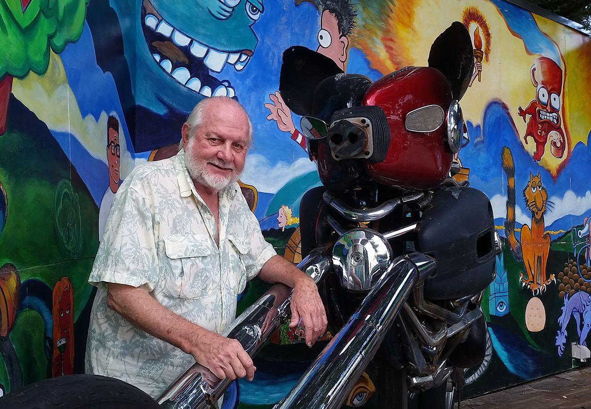 Art Car Museum >> Bob Wade (artist) - Wikipedia