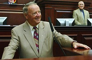 Bobby Bowden - Bobby Bowden pictured in 2007