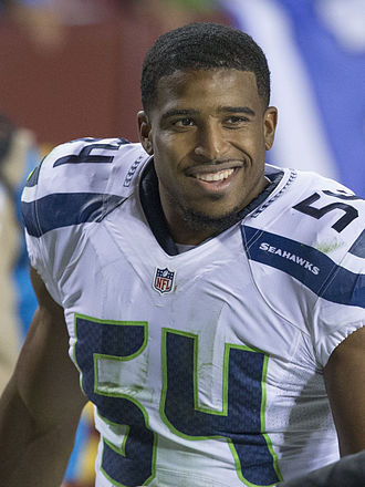 Bobby Wagner - Wagner with the Seattle Seahawks in October 2014