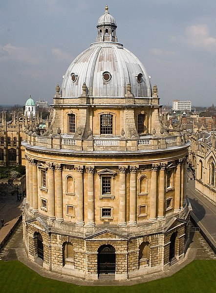 25 of the World's Coolest Libraries: Bodleian Library
