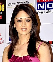 Bollywood actress- Sandeepa Dhar.jpg