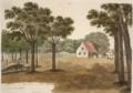 Bommen, ved Vibenshuus, ved Kiöbenhavn d. 1. Juny 1823.png