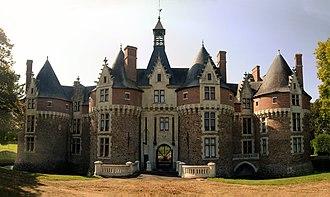 Bonnétable - Bonnétable château
