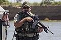 Border Patrol Safe Boat in South Texas McAllen, RGV (11935016783).jpg