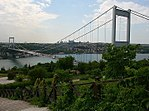 Bosphorus, Fatih Sultan Mehmet Bridge.jpg