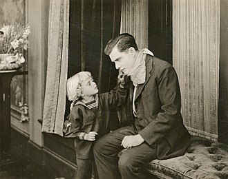 Boston Blackie - Joey Jacobs and Bert Lytell in Boston Blackie's Little Pal (1918)