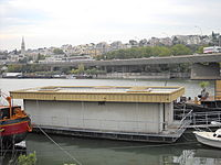 Boulogne-Billancourt - Saint-Cloud - A13 Bridge - 1.JPG