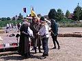 Bouvines.- Commémoration de la Bataille en 2013.- (2).JPG