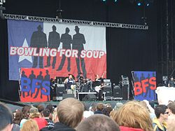 Bowling for Soup vuonna 2008