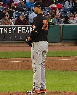 Brady Rodgers American baseball player