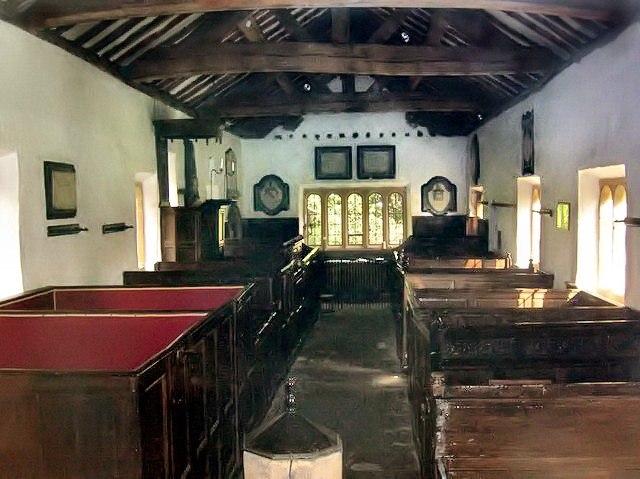 Bramhope Puritan Chapel - geograph.org.uk - 1603796
