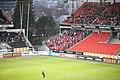 Brann supporters at Lerkendal stadion.jpg
