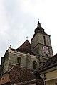 Brasov Biserica Neagra detaliu turn si fatada.jpg