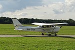 Brasschaat 2017 Reims-Cessna Skyhawk PH-TGV 02.jpg