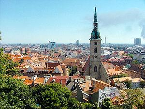 Altstadt mit Martinsdom