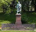 Braunschweig Brunswick Gauss-Denkmal komplett (2006).JPG