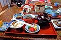 Breakfast at Sumiyoshi ryokan (3809720353).jpg