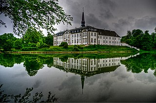 Danish manor house