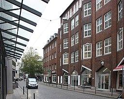 Ansgaritorstraße in Bremen