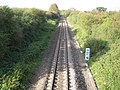 Bremhill, Swindon to Stroud railway - geograph.org.uk - 266499.jpg