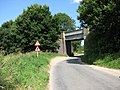 Bridge, Bure Valley Railway and Walk - geograph.org.uk - 518155.jpg
