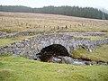 Bridge at Melgarve - geograph.org.uk - 82872.jpg