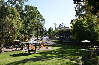 Bridgewater, South Australia - Park near Bridgewater Mill
