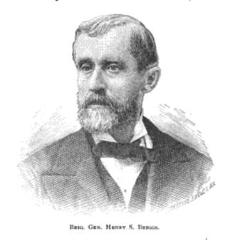 Henry Shaw Briggs - As a civilian