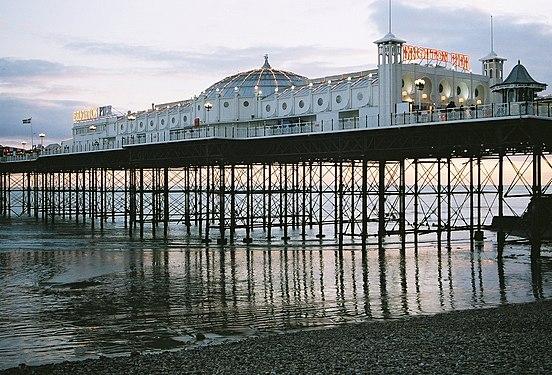 Brighton Pier Underpinnings.jpg