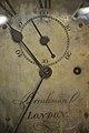 Brinkman Grandfather Clock Close-up - Carey Museum - Serampore College - Hooghly 2017-07-06 0777.JPG