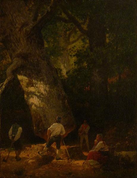 File:Brion Gustave-Le vieux chêne.jpg