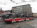 Brno, Mendlovo náměstí, Tatra KT8D5N č. 1733.jpg