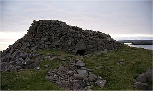 Broch of Culswick - Broch of Culswick