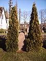 Broocmanska graven på Östra Eneby kyrkogård, den 6 mars 2008, bild 2.JPG